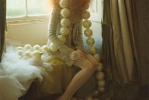 Tim Walker abstract inspiration / Thoughts for the future...