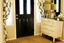 Entryway / by Katie Webb