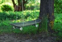 Skateboard DIY