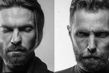 Mens Hair Collection by Genia Rozen