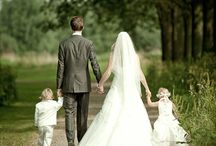 wedding with kids