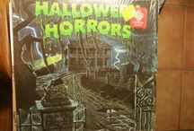 OLD HORROR RECORDS