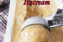 Ice Cream And Frozen Treats / by Donna Yarbrough