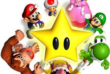 Mario Party / A collection of artwork, screenshots and other images from Mario Party on the Nintendo 64.  Visit http://www.superluigibros.com/mario-party-nintendo64 for more information on this game.