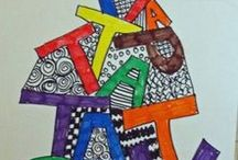 Art---elements / by Deana Ford