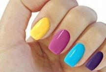 Nail'd It / Nail designs, art, and polish color  / by tiffani ensley