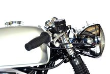 Cafe Racer Bikes / Motos Cafe Racer.