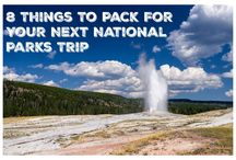 National Parks / Planning some trips for the upcoming school year