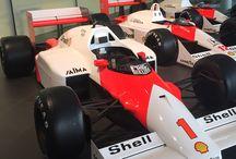 McLaren - Woking / Visita alla McLaren a Woking (e a Coworth Park) 3-4 maggio 2017