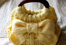 Crochet Handbag / by Ghislaine Robichaud