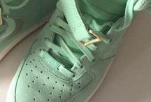 Nike Air Force 1 07 Mid se - Damen Sneaker mint