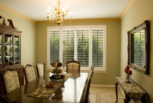 Plantation Shutters / Shutters, Shades and Blinds - Made In America The Louver Shop www.louvershop.com