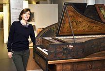Aline d'Ambricourt, claveciniste