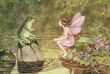 sammakko/frog