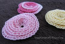 Crochet/Sewing / by Kathy Darnell