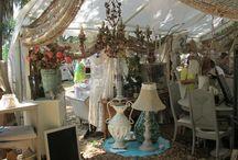 namioty, bazar