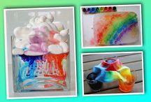 Preschool - eksperiments