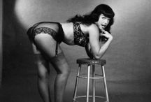Bettie Page / by The Chic Guide Loves Fashion