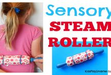 Sensory Toys and Activities
