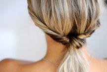 Hair / by Sydonie Georgia