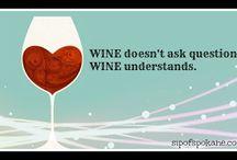 It's Wine O'Clock Somewhere! / by Hilary Wolfe