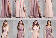 bridesmaid dresses Heni