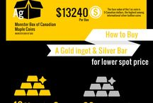 Gold Survival Guide Infographics 2015 / How to buy gold and silver New Zealand