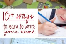 New entrants writing