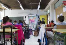 Gymkana Sensorial / Gymkana Sensorial llevada a cabo con alumnos de Primaria del CEIP Las Lomas en colaboración con ONCE Guadalajara