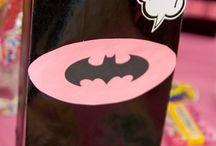 1st B-day Ideas: Batgirl Theme