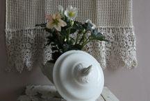 romantisch brocantsfeertje / romantische brocante items