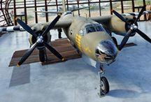 Authentique B26 marauder / Venez découvrir au musée du débarquement Utah Beach  l'un des 3 derniers B26 marauder au monde