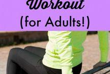 Mummy workouts
