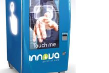 Smart Vending InnovaPos / Tecnología Smart Vending de InnovaPos