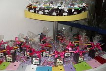 Monster high party ideas / by Andru