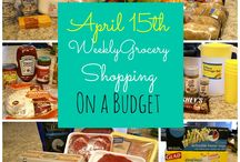 Grocery Shopping on A Budget Series