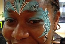 Halloween Face Painting Designs / Some of our designs to inspire you for Halloween