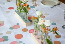 Deco table reception