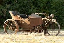 Old cars,bikes,etc. / by Abigail Compton