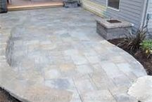 Outdoor patios and more / by Dana Wills Abeln