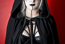 Star Wars Clothes and Make Up / Sith clothes, Jedi clothes and make up
