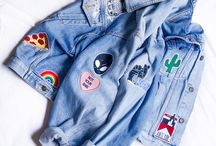 Patchy / Iron on patches, jackets and more