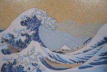 Vague Hokusai