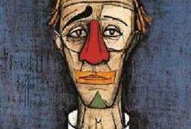 Classic artists / Classic artists inspiration - Keuj / freelance illustrator - http://keuj.net