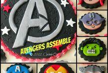 Idéia Avengers