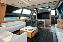 Riva Yacht Interior Design / Discover the Interior Design on the Riva Yacht Fleet