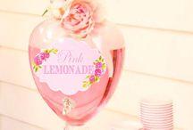 Pink Bridal Shower