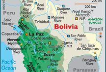 Can you Bolivia it? / Travel to Bolivia / by Matisha Montgomery