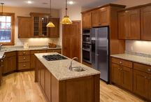 Kitchen Ideas / by Mom Home Guide