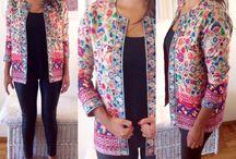 chaqueta hindú